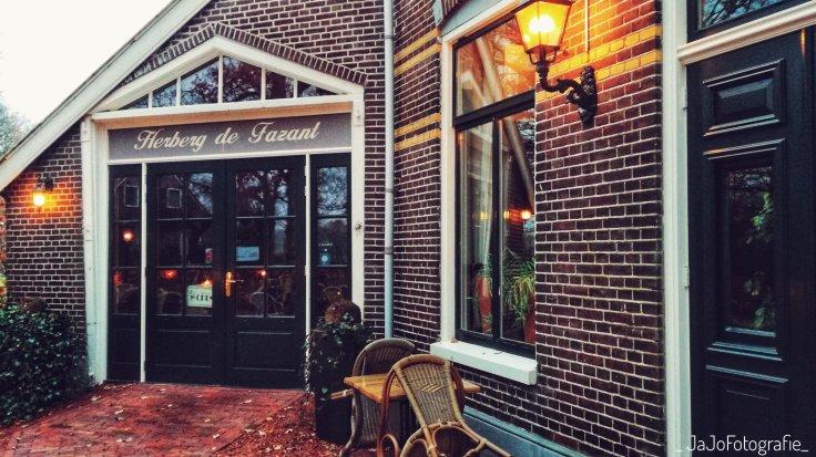 Herberg de Fazant, fazant, restaurant, Oudemolen, Drenthe, Chocolademelk, Appeltaart