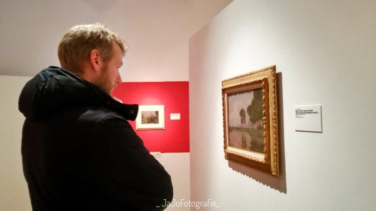 Landschap, Museumbezoeker, Museumbezoek, Mondriaan, Amersfoort, Tijd voor Amersfoort
