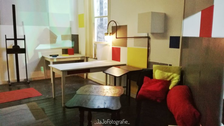 Amersfoort, Mondriaan, Mondriaanhuis, Museum, Museumkaart, Kubisme, Neoplatonisme