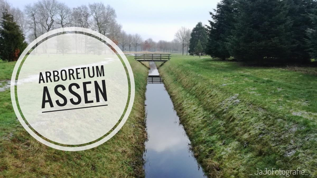 Arboretum Wandeling -  Assen