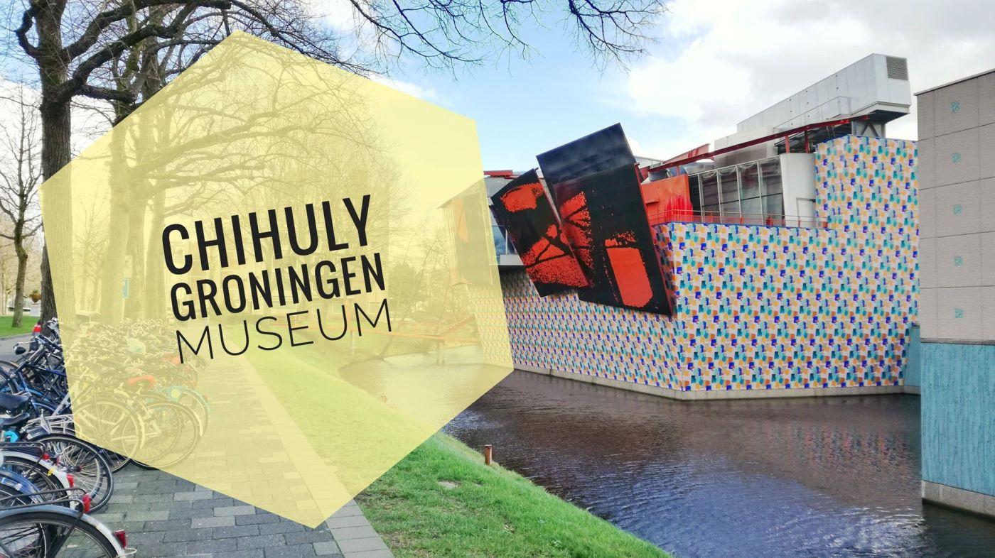 Glaskunst, Dave Chihuly, Groninger Museum, Museum, Groningen, Museumkaart