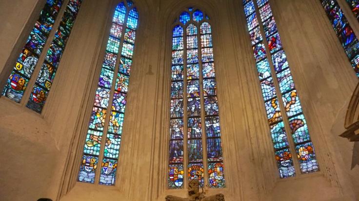 grote kerk, jacobijnkerk, Leeuwarden, nassauroute