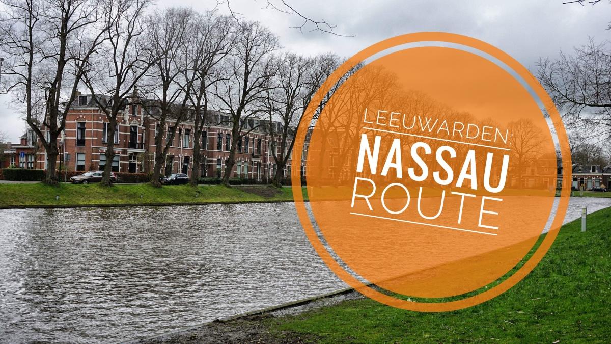 Nassauroute - Leeuwarden
