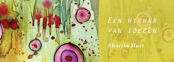 Creatief begaafd voor volwassenen, Sharita Hart, Sharita, Boek, Creatief, Lectuur, informatie over Creativiteit,