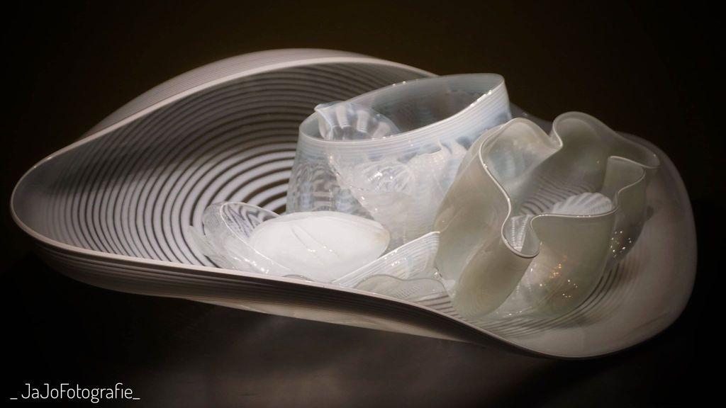 Chihuly, Groninger Museum, Kunst, Art, Groningen, Glaskunst, seaform, Pilchuck Glass school