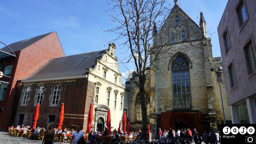 Maastricht, Doeminicanerkerk, Dominicanenkerk, Boekenwinkel in Kerk, ZuidLimburg, Limburg,