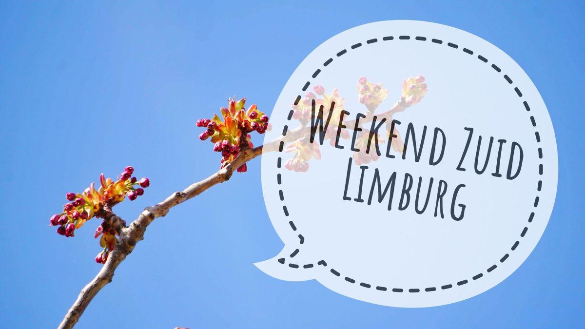 Weekendje zuid Limburg.