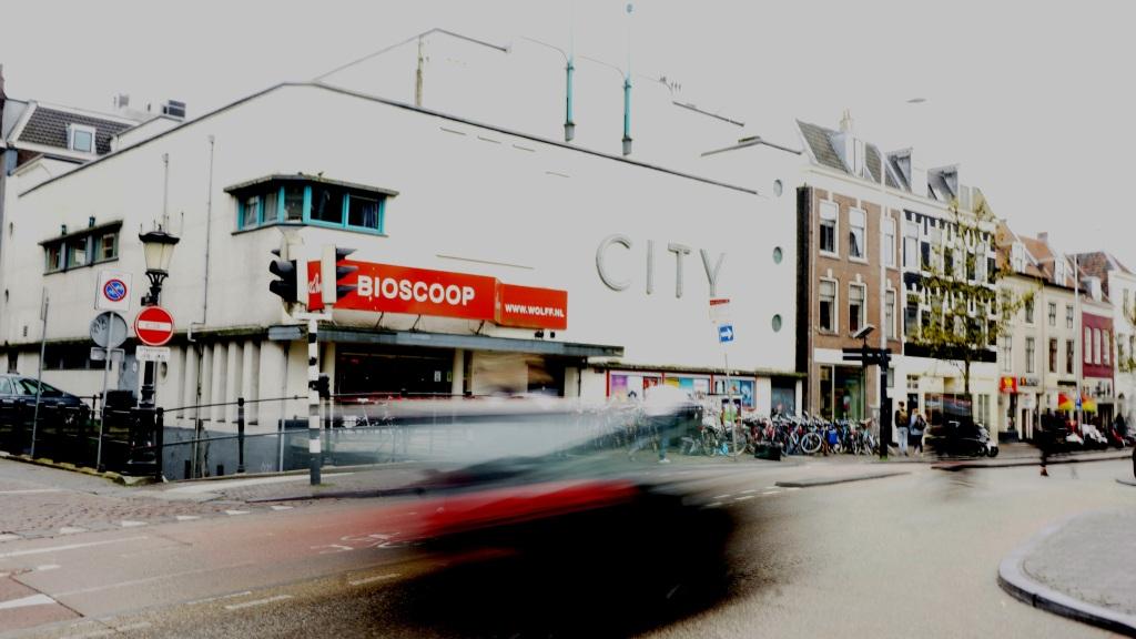 Utrecht, CityBIoscoop, City Bioscoop, Architectuur, Long Exposure, Rijksmonument, VVV Utrecht, Wandelen, Stadswandeling