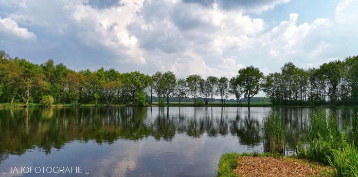 Eext, Evertsbos wandeling, Drenthe, Wandelen Drenthe, Mooi Drenthe, Typisch Drents, JaJoFotografie, Fotografie Drenthe, Staatsbosbeheer, Route Drenthe, Ping ruïne, Eext, Krater, IJstijd.
